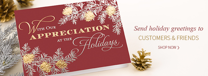 Holiday Site Section Banner